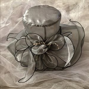 Accessories - Beautiful Embellished Hat